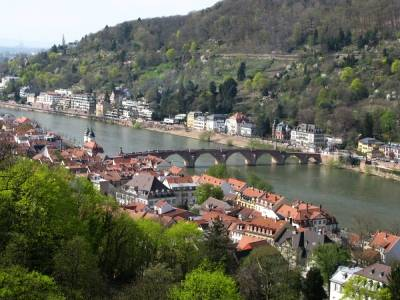 Männer aus Heidelberg