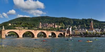 ... den Bodensee verläuft der Bodensee-Rundweg und der Bodensee-Radweg